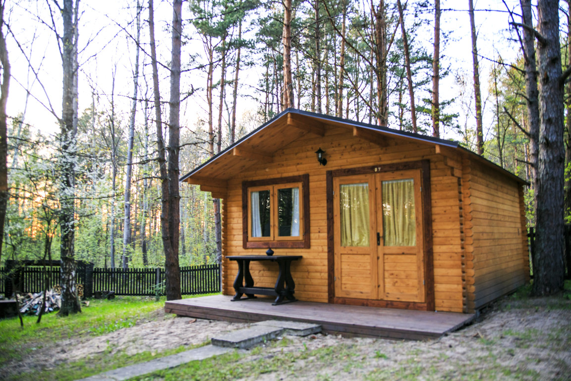 Summer cabin (4 people)